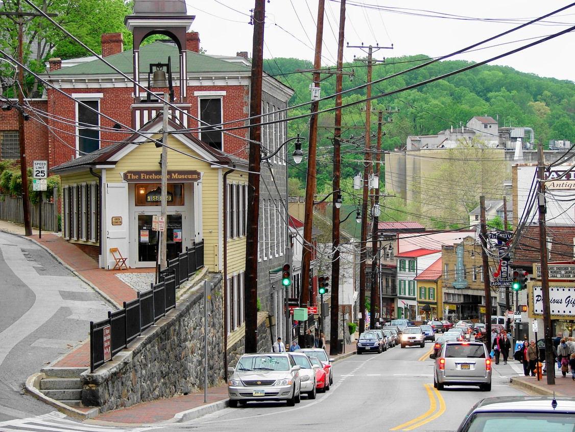 Major Cities Near Cumberland Maryland